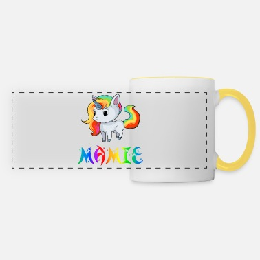 Mami Unicorn Mamie - Panoramic Mug
