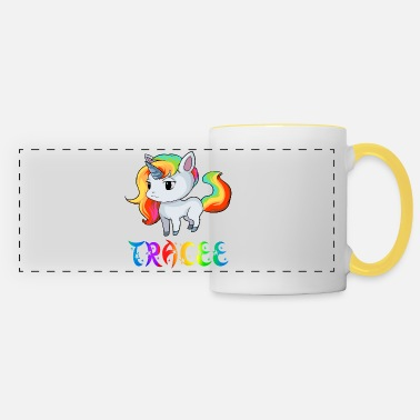 Traces Unicorn Tracee - Panoramic Mug
