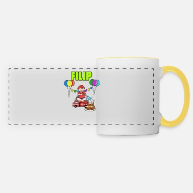 Filip Firefighters Filip Gift - Panoramic Mug