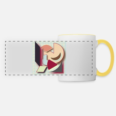 Graphic Art Graphic art  - Panoramic Mug