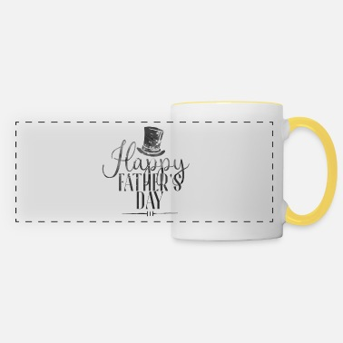 Fathers Father's Day 2018 - Father's Day 2018 - Panoramic Mug