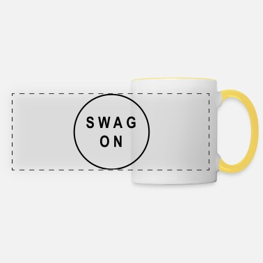 Swag Swag on - Panoramic Mug