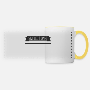 Costume-garb SIMPLEST GARB - Panoramic Mug
