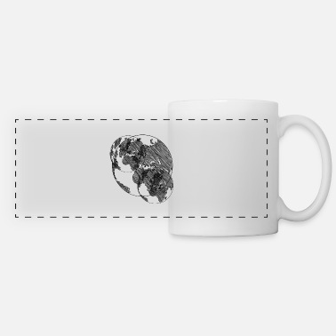 World world world - Panoramic Mug