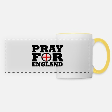 England England / Pray For England - Panoramic Mug