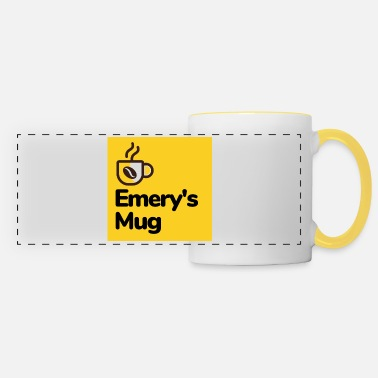 Personalise Emery's Mug - Panoramic Mug