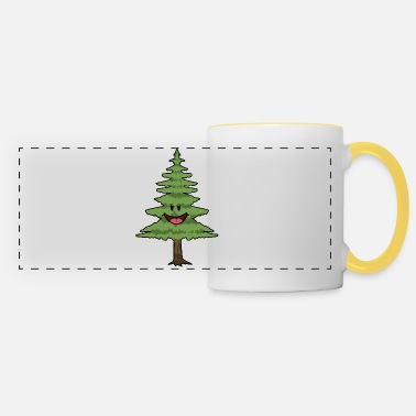 Pins Pin pins pin sapins - Mug panoramique