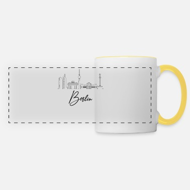 Bear Berlin - Panoramic Mug