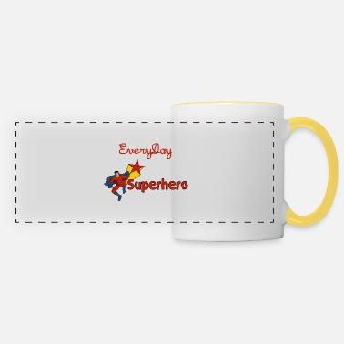 Everyday Heroes Everyday Heroes - Panoramic Mug