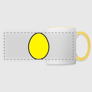 Egg - Panoramic Mug