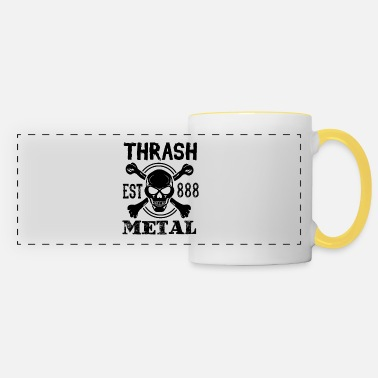 Thrash Thrash metal - Panoramic Mug