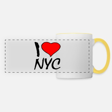 Ny NEW YORK - Panoramic Mug