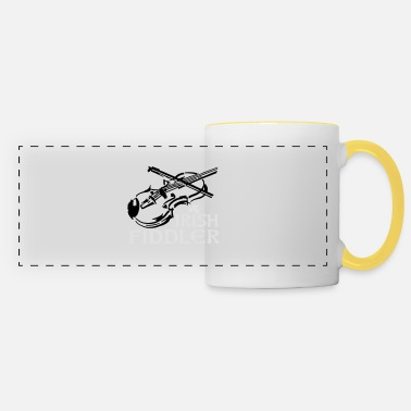 Viool fiddler - Panoramic Mug