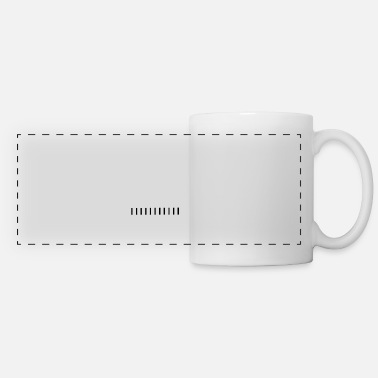 Mom 2022 Loading Cute Mom Baby Design Gift - Panoramic Mug