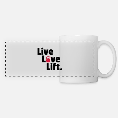 Lift Live, Love, Lift - Panoramamok