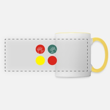 Twister Twister board - Panoramic Mug