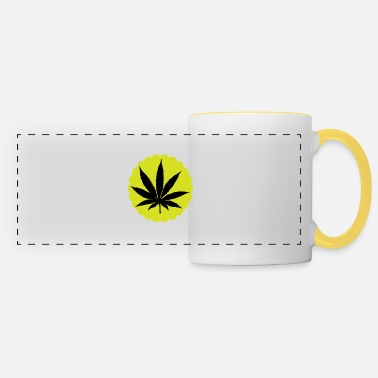 Hemp hemp - Panoramic Mug