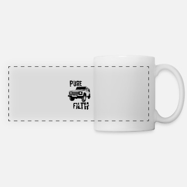 Filth Pure Filth - Panoramic Mug