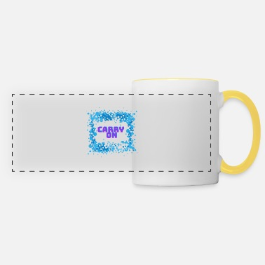 Carry Carry on - Panoramic Mug