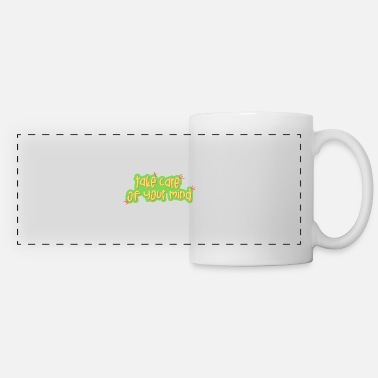 Slogan slogan - Panoramic Mug