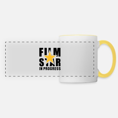 Movie Star FILM STAR IN PROGRESS 2C - Panoramic Mug