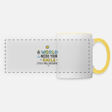 Funny gifts for kids for birthday - Panoramic Mug