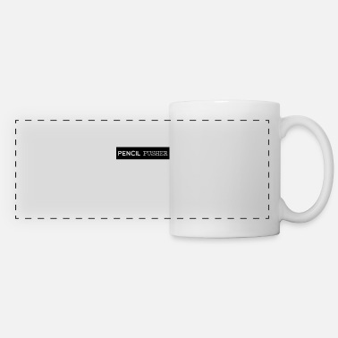 Pusher Pencil pusher - Panoramic Mug