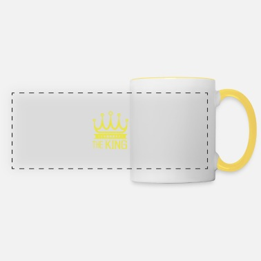 The King - Panoramic Mug