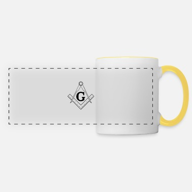 Freemasonry Freemasonry - Panoramic Mug