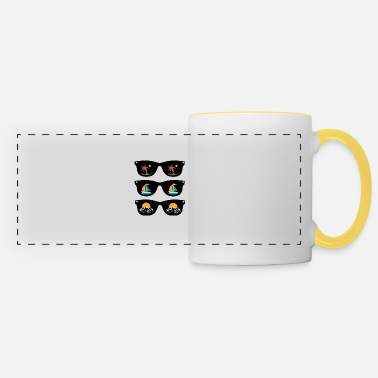 Sunglasses sunglasses - Panoramic Mug