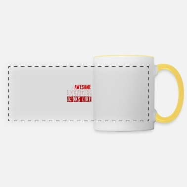 Godfather Godfather - This is what an awesome Godfather - Panoramic Mug