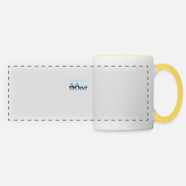 Chill Out Chill Out - Panoramic Mug