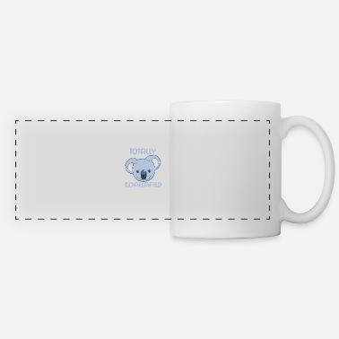TotallyKoalafied - Panoramic Mug