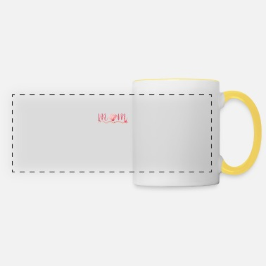 Marine Wife Marine Mom - Panoramic Mug