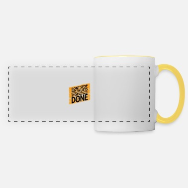 Dont Stop - Panoramic Mug