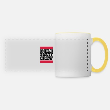 Vegas Bachelorette Bachelor Bride Bridal Party JGA - Mug panoramique