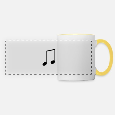 Notes Note - Panoramic Mug