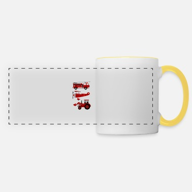 We Are The 99 Percent vehicles - Panoramic Mug