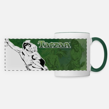 Wolfskind Tarzan and Jane - Panoramic Mug