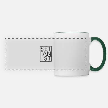 Seitanist - Vegan - Panoramic Mug