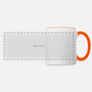 Hip hip,hip,array - Mug panoramique