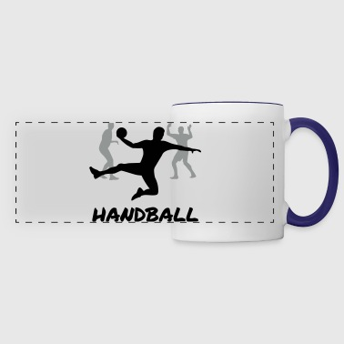 Handball man - Panoramakopp