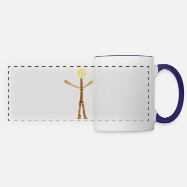The lamp - Panoramic Mug