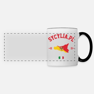 Sicily in your heart - Panoramic Mug