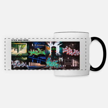 War Stick was here 0.1 - Panoramic Mug