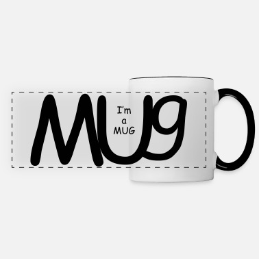 im_a_mug - Panoramic Mug