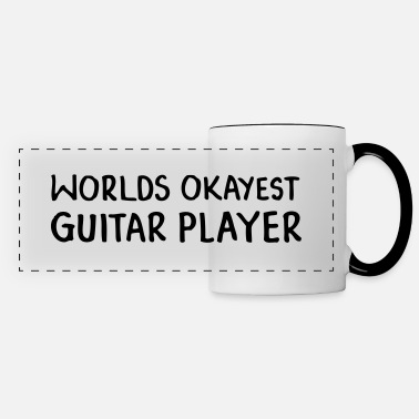 Worlds Okayest Guitar - Panoramic Mug