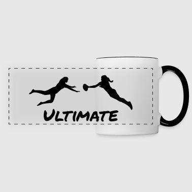 Ultimate Frisbee - Women - Panoramic Mug