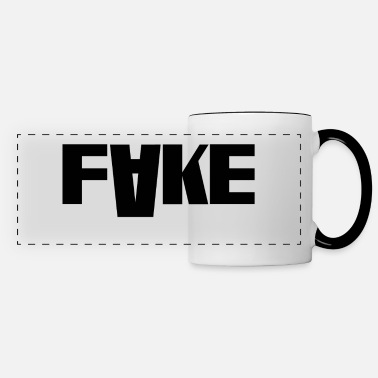 Fake Fake - Mug panoramique