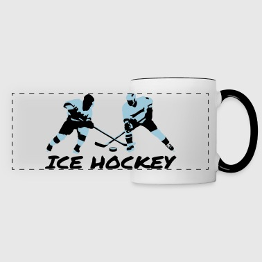 Ice Ice Hockey - Panoramic Mug